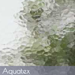 Aquatex Textured Glass From Atlanta