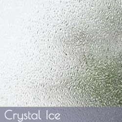 Crystal Ice Textured Glass From Atlanta
