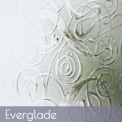 Everglade Patterned Glass